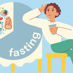 fasting for weight loss in men