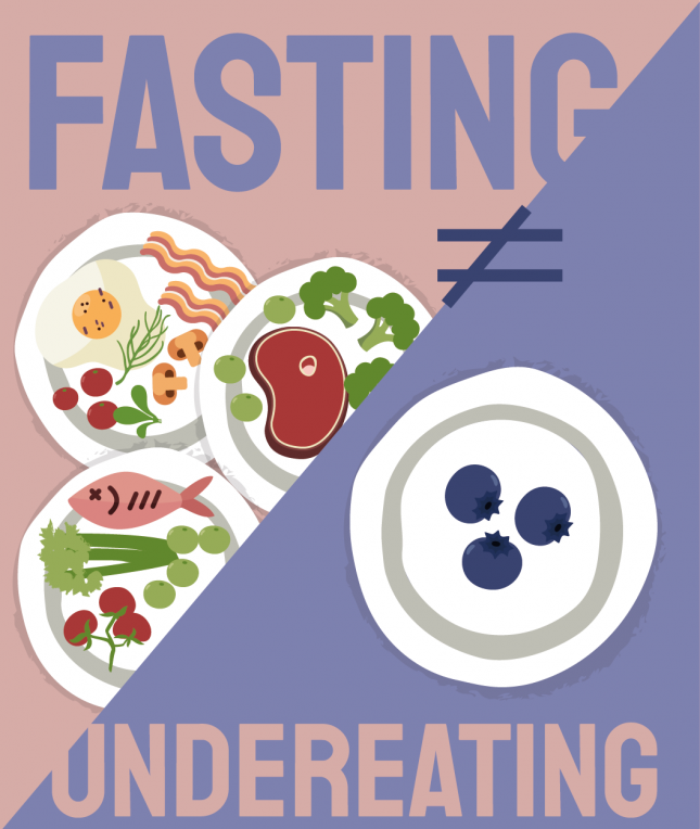 fasting women's health