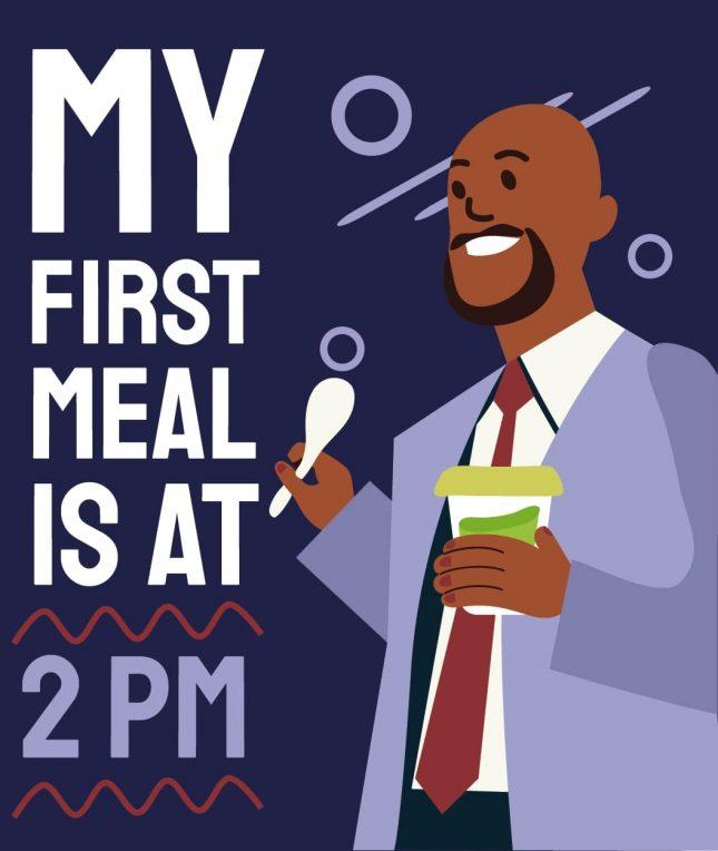Terry Crews intermittent fasting plan