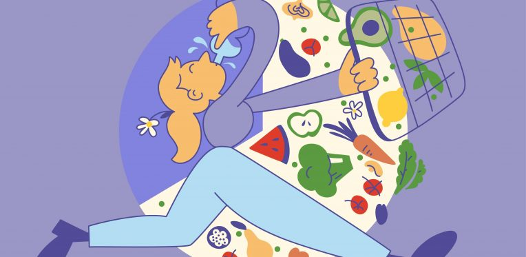intermittent fasting vegan diet plan