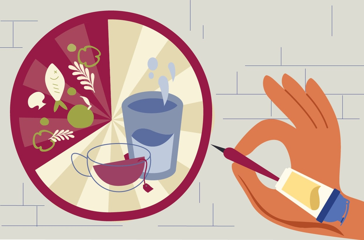 intermittent fasting protein shake