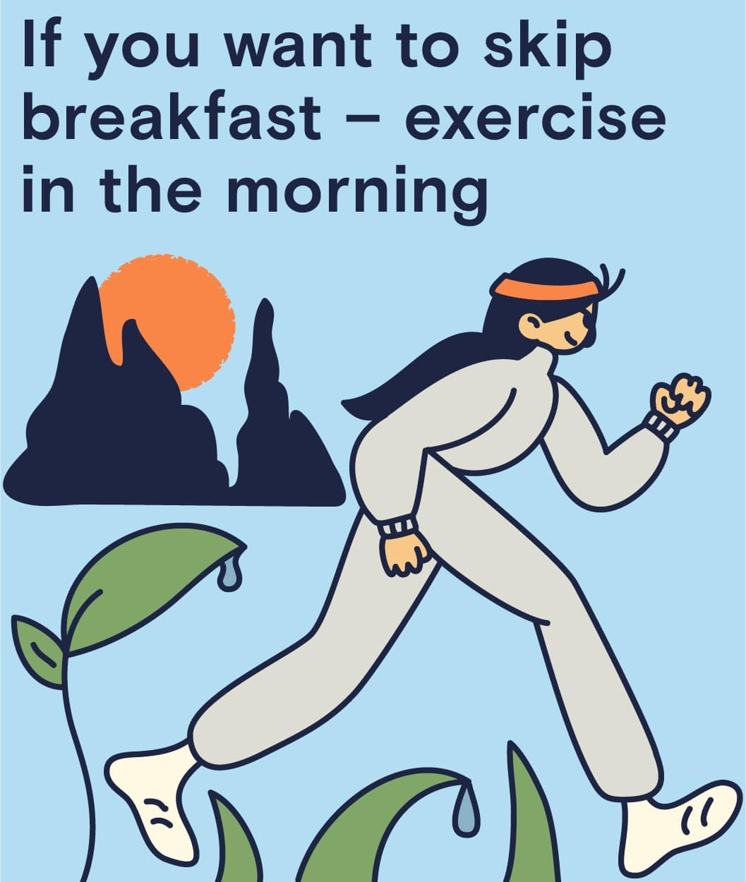 skipping breakfast to lose weight