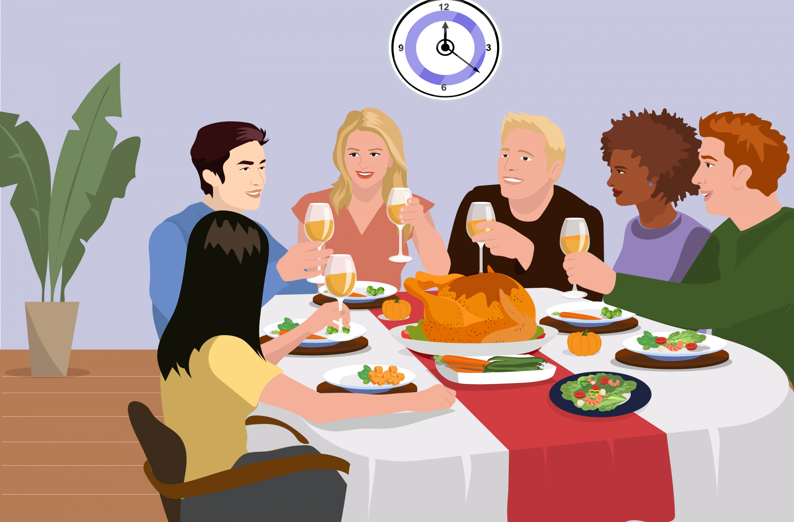 Why Dinner Timing Matters