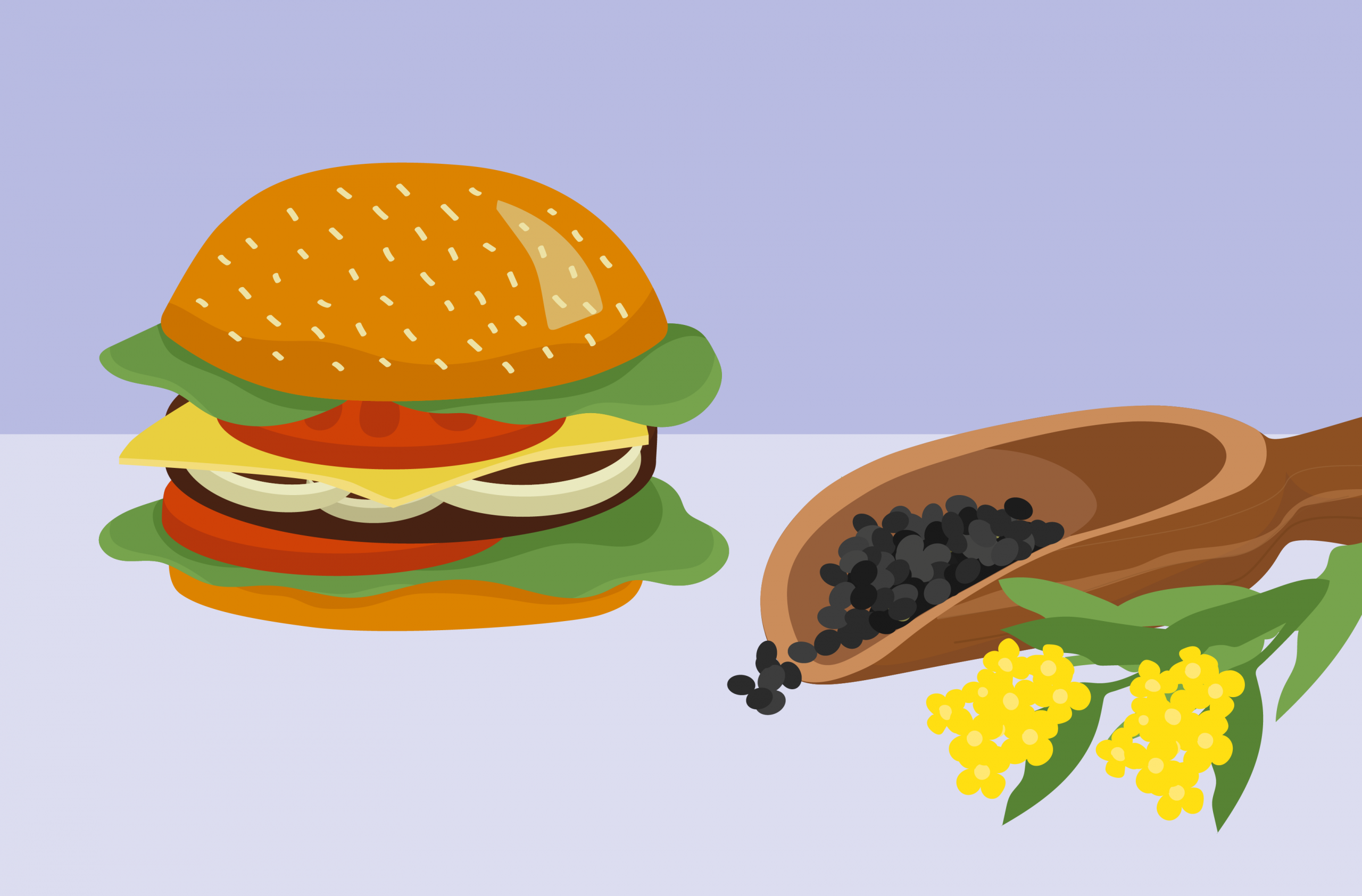 Can Rapeseed Replace Soy in Meatless Burgers