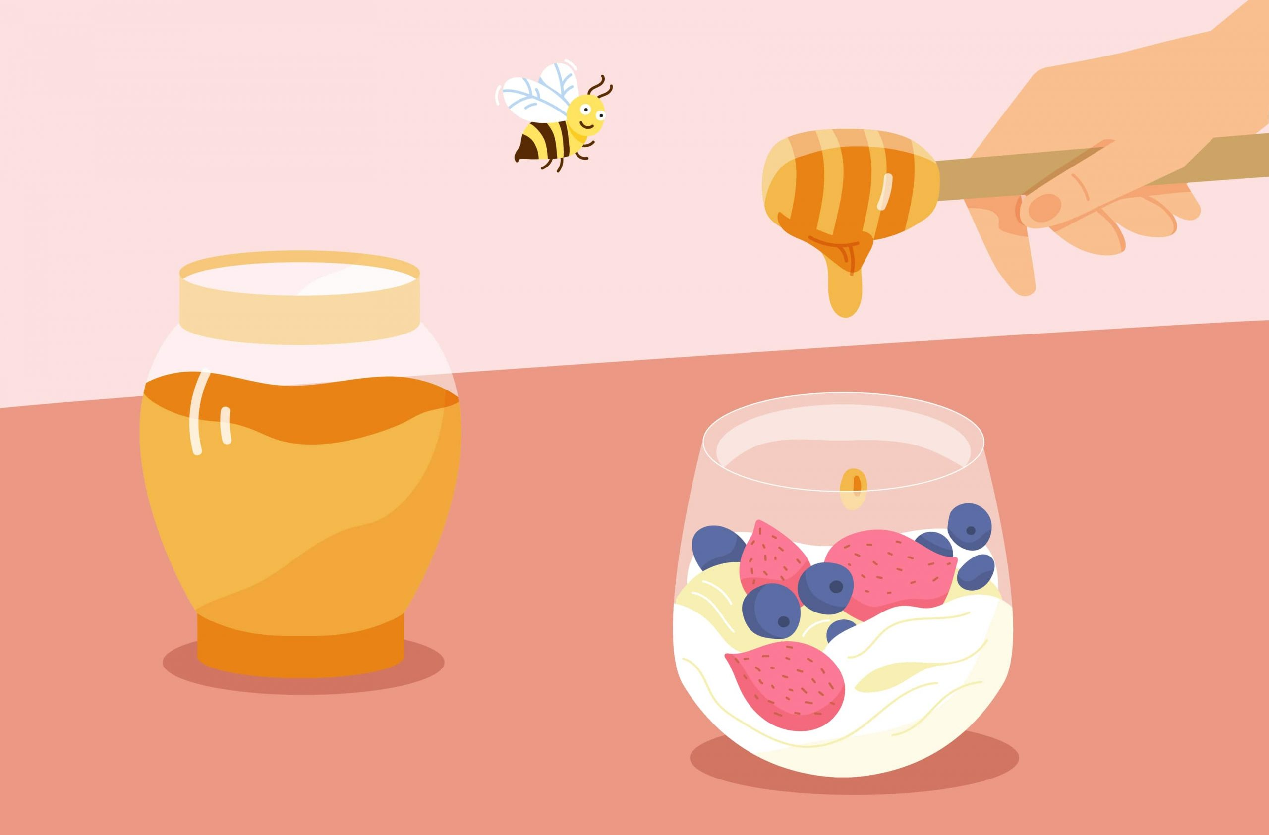 Honey Might Be The Best Cough Treatment