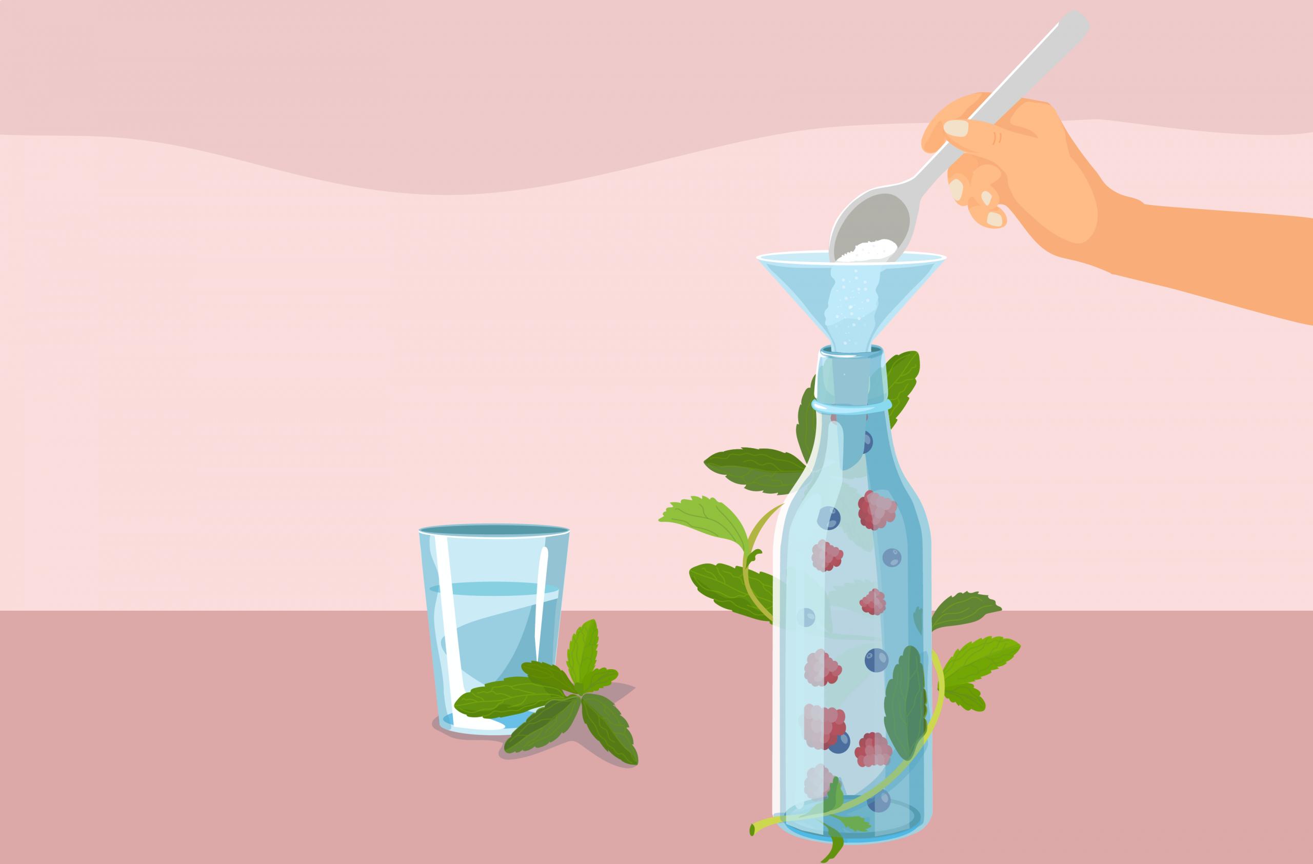 Stevia Reduces Global Sugar Consumption