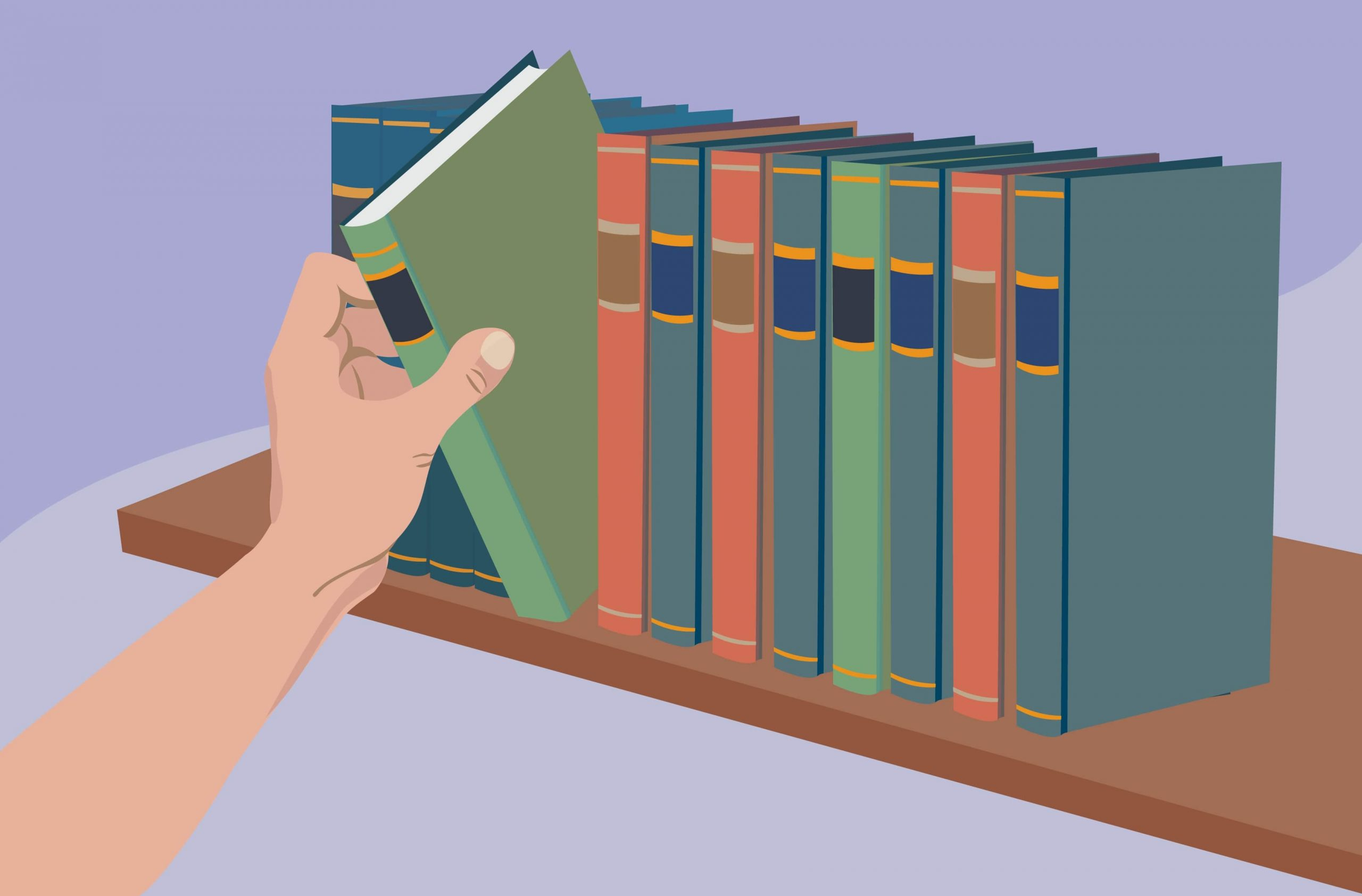 For Better Sleep, Read a Book Before Bed