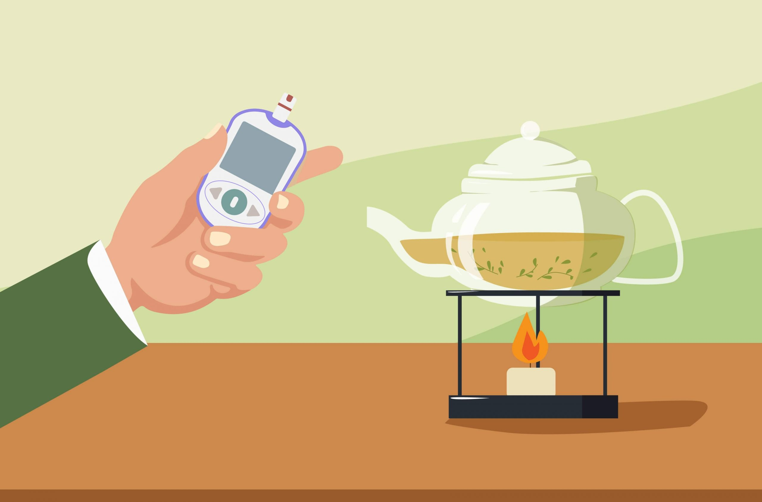 Green Tea and Coffee Might Be the Best Beverages For Diabetics